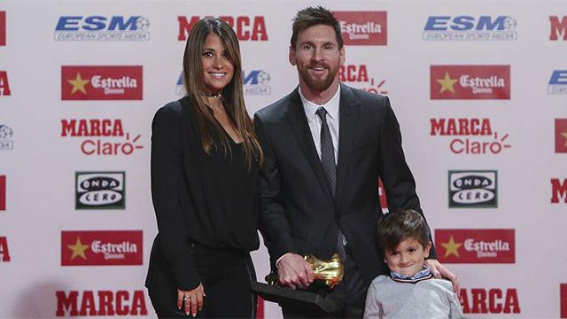 Messi habló de su suplencia ante la Juventus