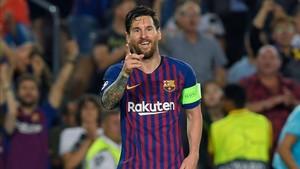 Messi jugará su partido 700 con la camiseta del Barça
