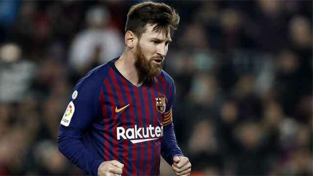 Messi, el más goleador de Europa