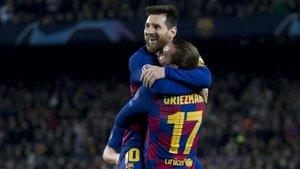Messi volvió a ser decisivo en la victoria del FC Barcelona contra el Dortmund: un gol y dos asistencias