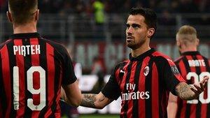 El Milan se concentrará este año en clasificarse para la Champions
