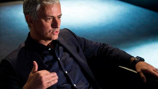 Mourinho pone de ejemplo al Real Madrid