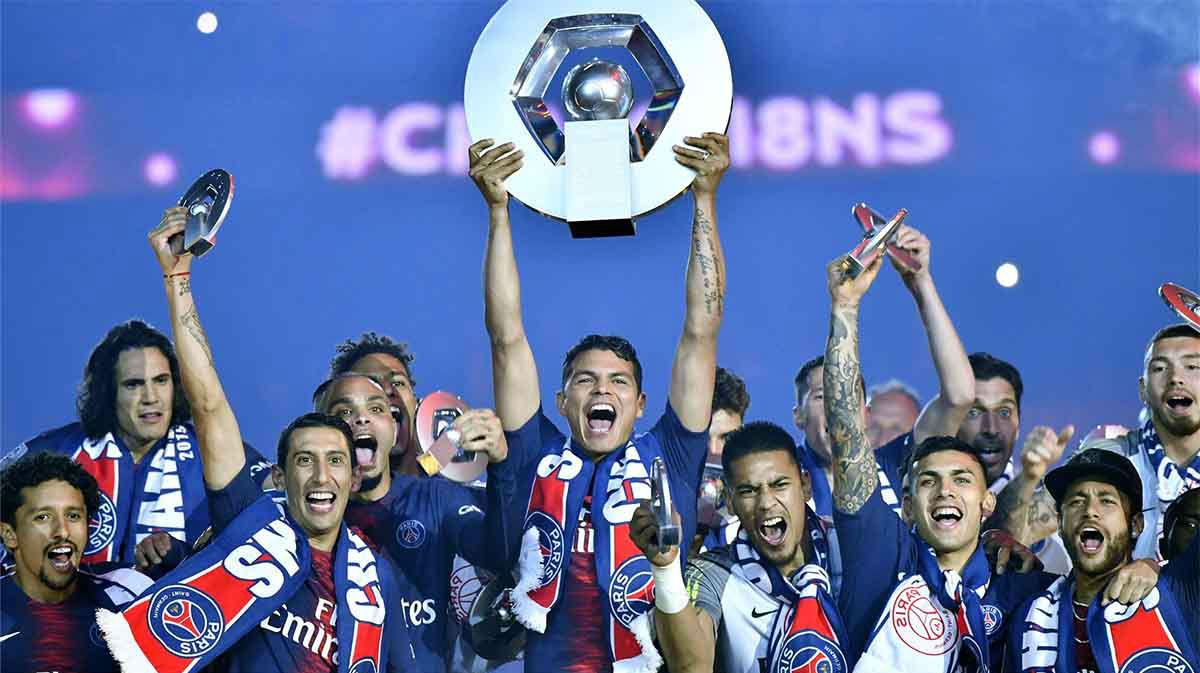Oficial: El PSG, proclamado campeón de la Ligue 1