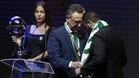 Plinio David De Nes Filho, presidente del Chapecoense, anunció las primeras contrataciones