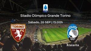 Previa del encuentro de la jornada 2: Torino - Atalanta