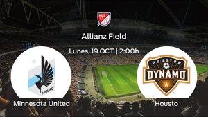 Previa del partido de la jornada 19: Minnesota United - Houston Dynamo