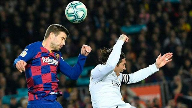 Ramos: Ser el que más clásicos ha jugado es una alegría tremenda