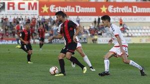 Reus y Lugo regalaron un partido para el olvido