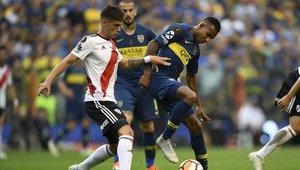 River Plate y Boca Juniors se enfrentan por la primera semifinal de la Copa Libertadores 2019