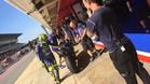 Rossi en Barcelona