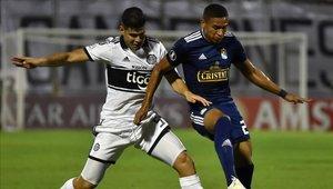 Sporting Cristal y Olimpia se enfrentaron por la Copa Libertadores