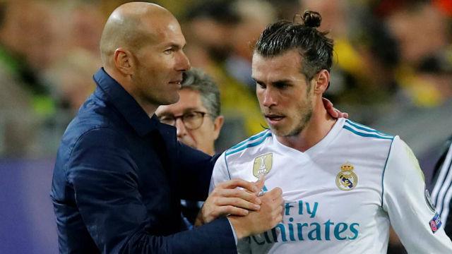 El surrealista mensaje de Bale después de conocerse el regreso de Zidane