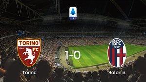 El Torino suma tres puntos a su casillero tras ganar al Bolonia (1-0)