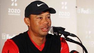 Tras su triunfo en el Zozo Championship, Tiger competirá en la Presidents