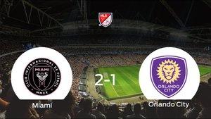 Tres puntos para el equipo de Miami: Inter de Miami 2-1 Orlando City