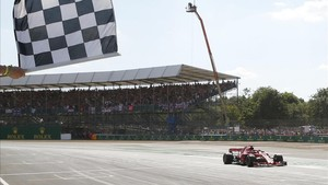 Vettel, ganador en Silverstone