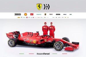 Vettel y Leclerc, con su nueva arma para el Mundial