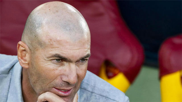 Zidane: Contamos con James y Bale