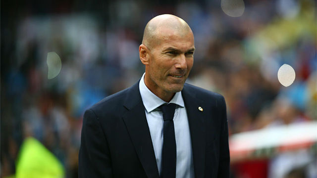 Zidane: Debemos jugar mejor y más tiempo