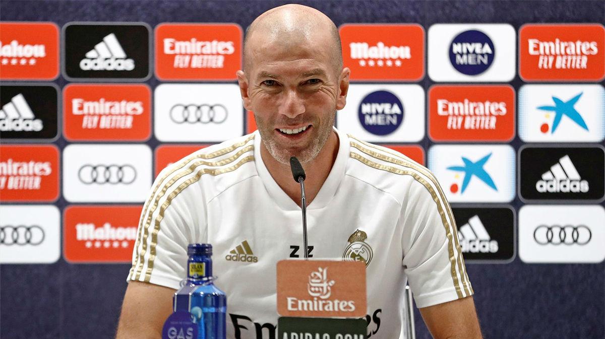 Zidane: Es la semana más difícil