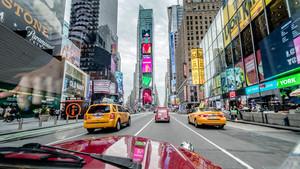 Clásicos Citroën por Nueva York