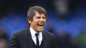 Antonio Conte, entrenador del Chelsea, difícilmente será entrenador del Barça