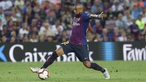 Arturo Vidal quiere ser importante en el FC Barcelona