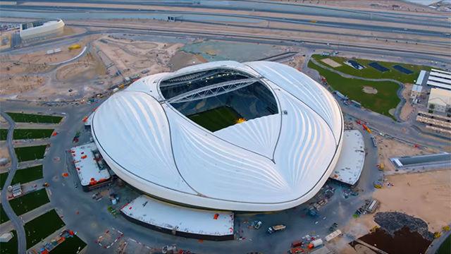 Así están los estadios del Mundial de Qatar 2022