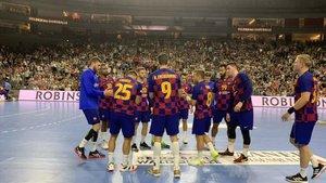 El Barça no debe tener problemas este martes en La Roca del Vallès