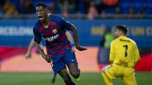 El Barça B participará en los play-off