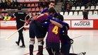 El Barça quiere celebrar el título en Igualada