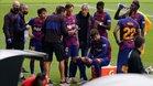 El Barça ya tiene más margen de error