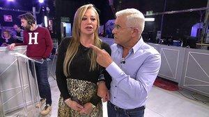 Belén Esteban manda un detallazo a Jorge Javier Vázquez para su recuperación | Telecinco