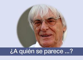 Bernie Ecclestone, presidente y director ejecutivo de la Formula Uno