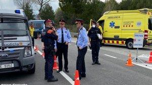 Cataluña confina a más de 200.000 personasen la comarca del Segriá