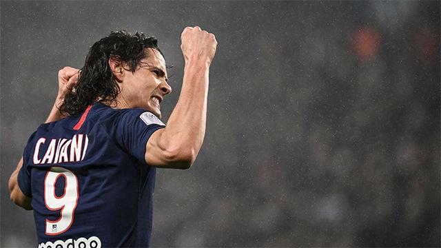 Cavani, 200 goles con el PSG