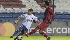 Cerro y Nacional se repartieron puntos