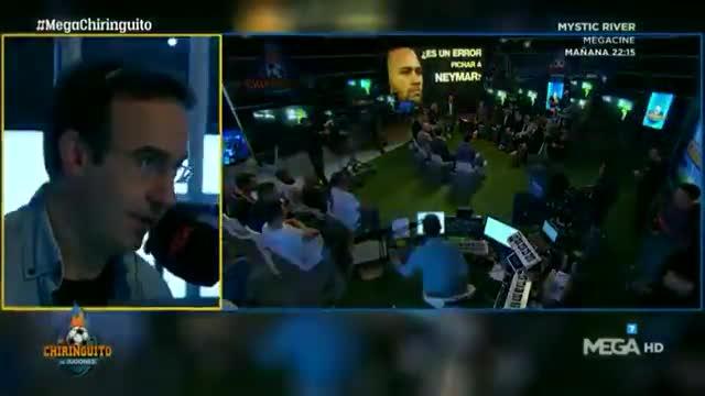 El Chiringuito acerca del futuro de Neymar