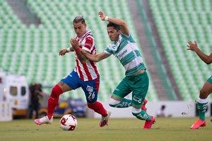 Chivas sigue sin ganar en el torneo mexicano