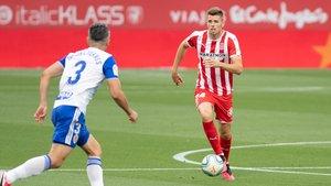 Con la victoria ante el Zaragoza, el Girona puede seguir soñando