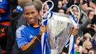 Didier Drogba conquistó la Copa de Europa con el Chelsea en 2012