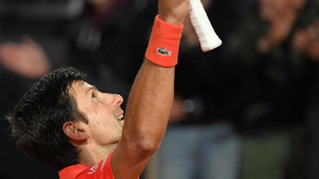 Djokovic vence a Schwartzman y se medirá a Nadal en la final