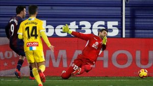 El Espanyol cayó por 3-0 la pasada temporada en Ipurúa.