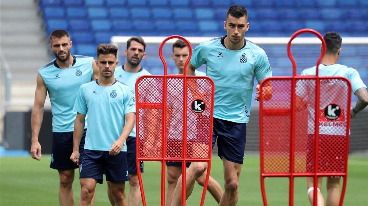 El Espanyol sigue preparando su vuelta