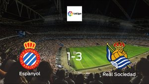 Espanyol suffers defeat against Real with a 1-3 at Rcde Stadium