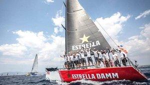 El Estrella Damm dominó en la Bahía de Palma
