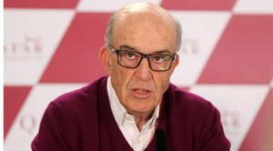 Ezpeleta trabaja para que arranque MotoGP