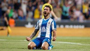 Facundo Chucky Ferreyra ha sido el gran protagonista del inicio de campaña del Espanyol con 6 goles en 5 partidos