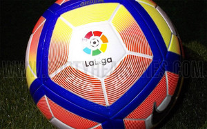 8900b92a75c82 Así será el sorprendente balón de la Liga 2016 2017