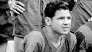 Hermes González en una imagen de su etapa azulgrana
